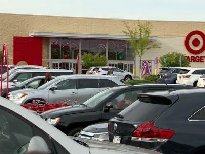 Mom facing charges after 'accidentally' leaving baby in shopping cart outside Target