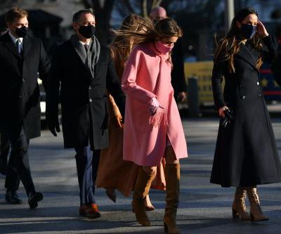 Natalie Biden's 2021 Inauguration Outfit Is Going Viral On TikTok