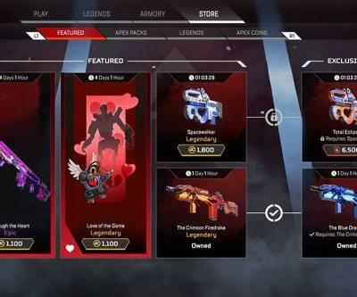 Apex Legends players think its in-game items are way too expensive