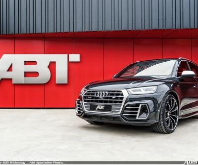 Striking in power and design - ABT AudiSQ5 with Widebody Aerokit and 425HP