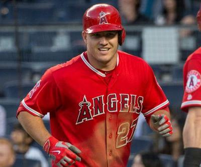Father-to-be Mike Trout plans to play Angels season despite unease