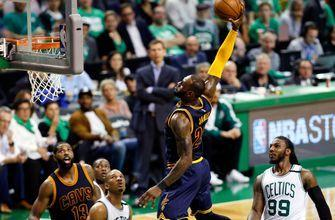 3 things you missed from the Cavaliers' Game 5 elimination of the Celtics