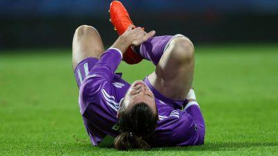 Gareth Bale ruled out of Champions League game against Bayern
