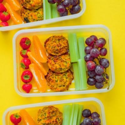 Meal Prep Snack Boxes