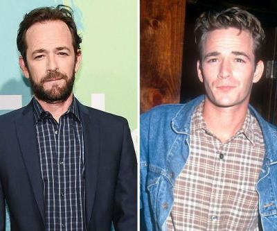Luke Perry's career, from 'Beverly Hills, 90210' to 'Riverdale'