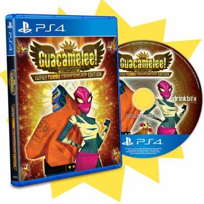 Physical Version of Guacamelee! Available Now for PS4