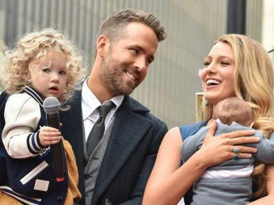 Ryan Reynolds And Blake Lively's Daughter Has Cute Cameo On Taylor Swift's Album