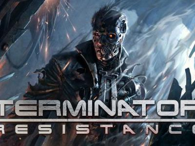 Terminator: Resistance First-Person Shooter Game Announced With Trailer
