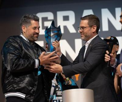 The Overwatch League's commissioner has jumped to Epic Games