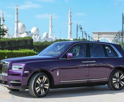Rolls-Royce Cullinan Demand Is Through The Roof