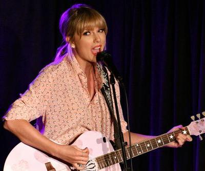 Taylor Swift surprises crowd at Stonewall Inn anniversary event