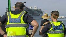 Wild Brawls Turn Carnival Ship Into 'Cruise From Hell'