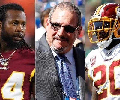 Landon Collins, Josh Norman blast Giants' Dave Gettleman over ugly exits