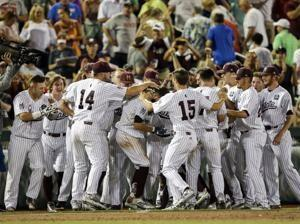 Bulldogs' walk-off win over Huskies in CWS is 3rd in 8 games