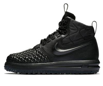 Nike's Lunar Force 1 Duckboot Returns to Battle Inclement Weather in Style