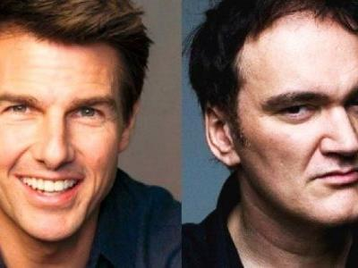 Tarantino Targets Tom Cruise as New Movie Sparks Bidding War