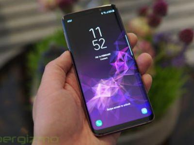 Galaxy S10 May Ditch The Iris Scanner