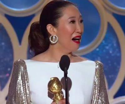 Sandra Oh's Heartwarming Win Proves the Globes Get It