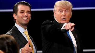 'If Don Jr's Russian meeting was nefarious, why did Secret Service allow it?' - Trump lawyer