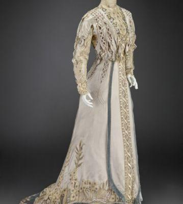 Dress Attr. Girolamo Giuseffic.1906Indianapolis Museum of Art