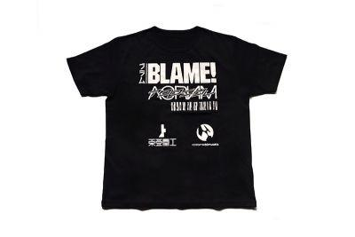 ACRONYM Creates a T-Shirt Collection for Japanese Manga 'BLAME!'