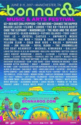 RED HOT CHILI PEPPERS To Co-Headline BONNAROO MUSIC AND ARTS FESTIVAL