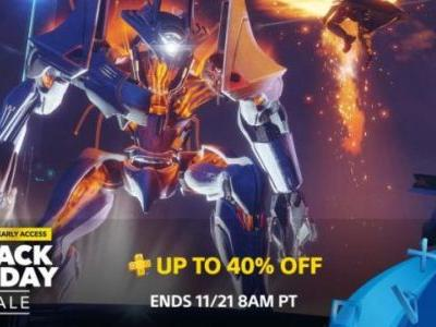 PlayStation Black Friday Deals Starts Early for PS Plus Members, Games Discounted Up to 40% Off