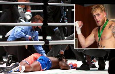 Boxing world mocks Jake Paul as he calls out UFC's McGregor after brutal KO of ex-NBA star - but Tyson claims sport owes YouTubers
