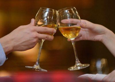 Couples Who Drink Together Are Happier Together