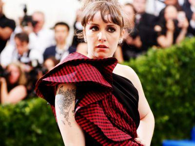Lena Dunham Was Rushed To The Hospital After The Met Gala