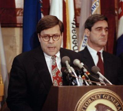 William Barr Is Now the Sole Keeper of the Mueller Report. How He'll Wield That Power Is a Mystery
