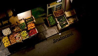 If Amazon buys Whole Foods, what happens to Instacart?