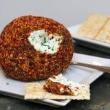 Who Doesn't Love a Good Cheese Ball on Thanksgiving?
