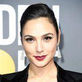 Gal Gadot Filled Us With Wonder With Her Red Carpet Makeup