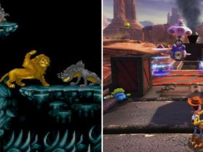 10 Best Games Based On Disney Movies, According To Metacritic