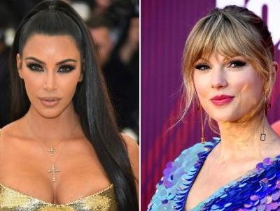 Kim Kardashian Shaded Taylor Swift With Her New Fragrance, According To Fans