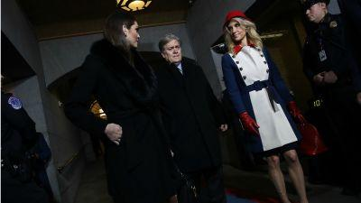 Kellyanne Conway's Gucci Inauguration Coat Costs $3,600