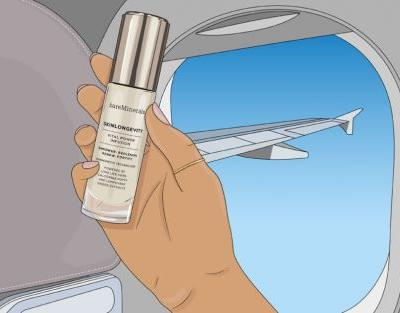 Which Beauty Products Should You Carry on? Your bare in-Flight Essentials