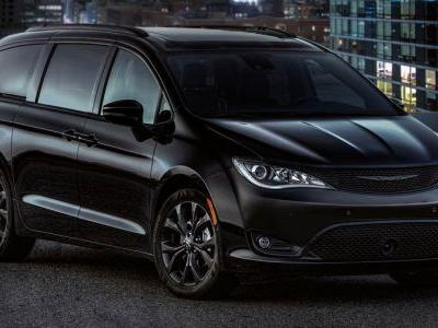 New 'S' Appearance Pack Gives The Chrysler Pacifica More Attitude
