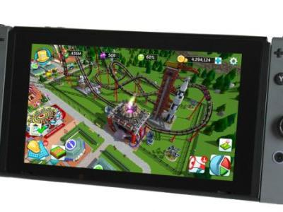 Atari Launches Crowd-Investing Campaign To Bring RollerCoaster Tycoon To Switch