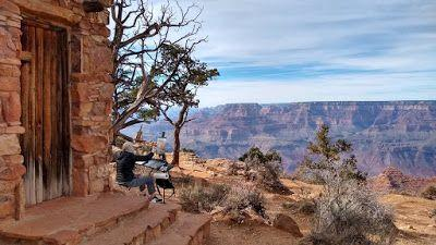 After the Grand Canyon Plein Air Painting Workshop