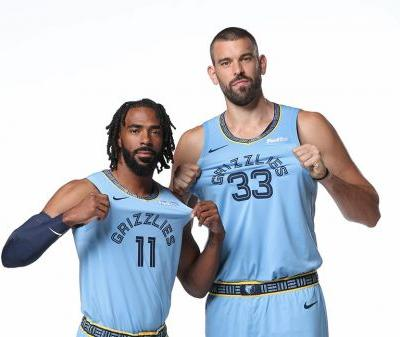 Report: Grizzlies Listening To Trade Offers for Conley, Gasol