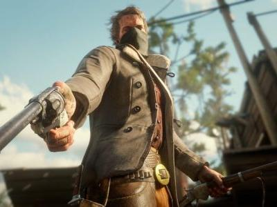 You Can Start Preloading Red Dead Redemption II On Friday