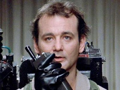 Bill Murray Open to Appearing in Jason Reitman's New 'Ghostbusters' Sequel