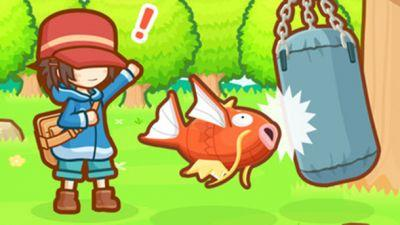 Pokémon: Magikarp Jump Is Available Now For iOS And Android Devices