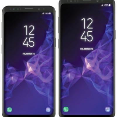 Samsung debuts 5.8-inch Galaxy S9 and 6.2-inch Galaxy S9+ with incremental changes to flagship phones