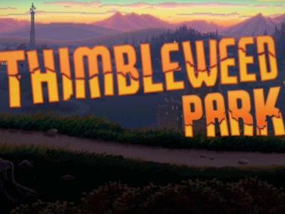 Thimbleweed Park Getting a Physical Release on Switch