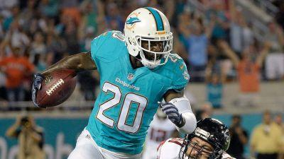 Safety Reshad Jones placed on active-NFI list by Dolphins