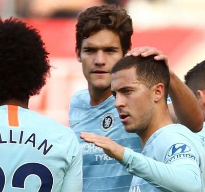 'I don't know if I've played better' - Chelsea's Hazard revelling in best form