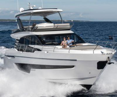 Fairline's New Flagship Squadron 68 Holds Global Appeal